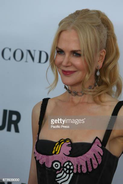 Actress Nicole Kidman For the first time ever Glamour Magazine's Women of the Year Awards were held in Brooklyn's Kings Theater honoring women of...