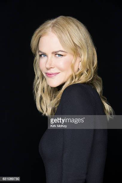 Actress Nicole Kidman is photographed for Los Angeles Times on November 12 2016 in Los Angeles California PUBLISHED IMAGE CREDIT MUST READ Kirk...