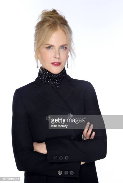 Actress Nicole Kidman is photographed for Los Angeles Times on November 12 2017 in Los Angeles California PUBLISHED IMAGE CREDIT MUST READ Kirk...