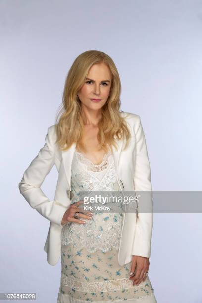 Actress Nicole Kidman is photographed for Los Angeles Times on December 20 2018 in Bel Air California PUBLISHED IMAGE CREDIT MUST READ Kirk McKoy/Los...