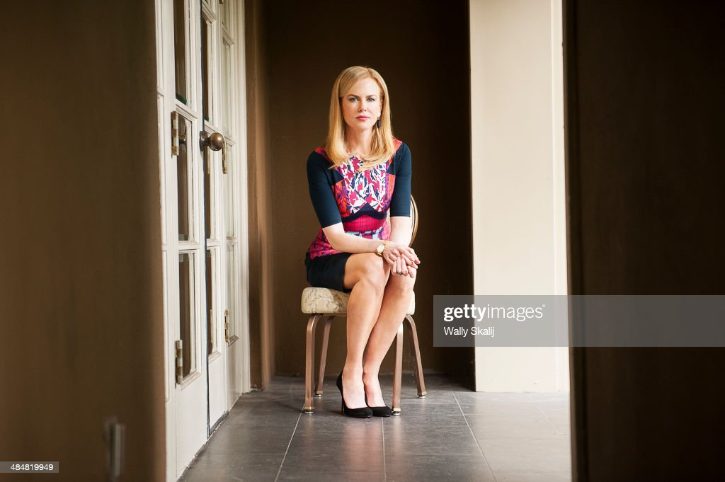 Nicole Kidman, Los Angeles Times, April 10, 2014