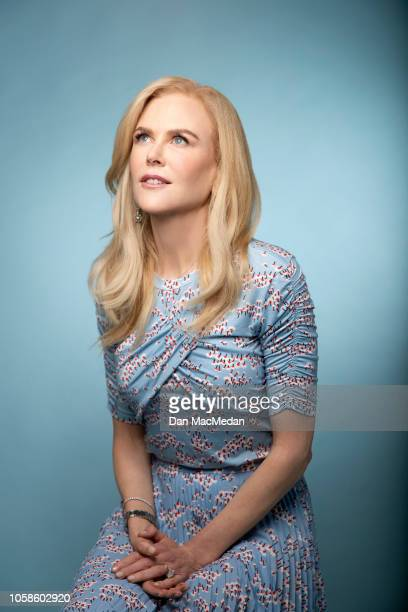 Actress Nicole Kidman is photographed for USA Today on October 29 2018 in Los Angeles California PUBLISHED IMAGE