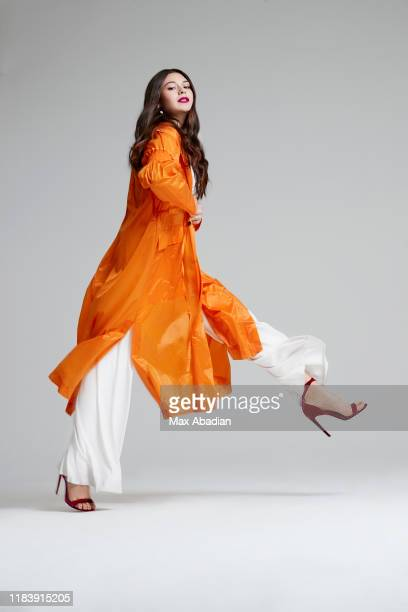 Actress Nicole Maines is photographed for Shape Magazine on June 17 2019 in Los Angeles California PUBLISHED IMAGE