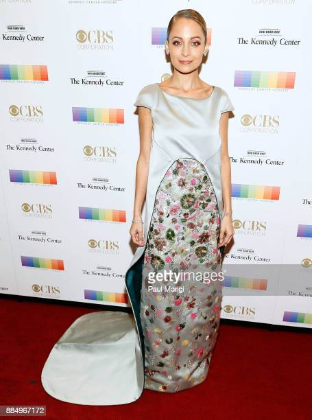 Actress Nicole Ritchie attends the 40th Kennedy Center Honors at the Kennedy Center on December 3 2017 in Washington DC