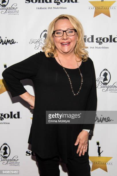 Actress Nicole Sullivan attends 'CATstravaganza featuring Hamilton's Cats' on April 21, 2018 in Hollywood, California.