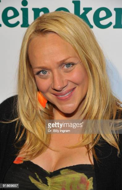 Actress Nicole Sullivan attends the Black Dynamite Los Angeles Premiere at ArcLight Hollywood on October 13 2009 in Hollywood California
