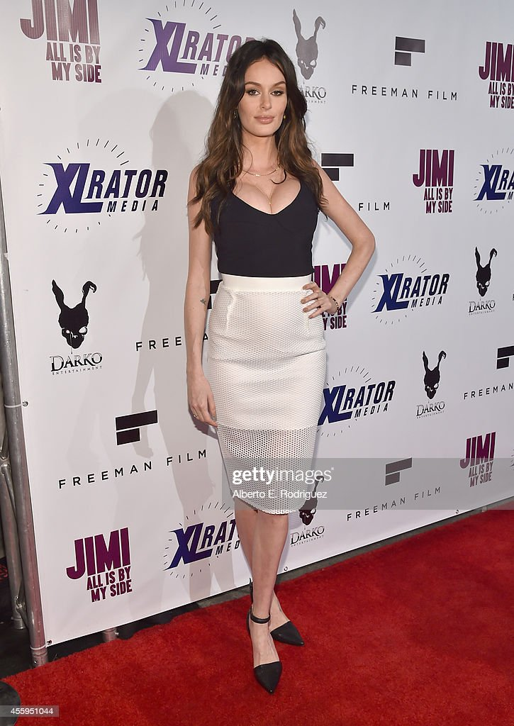 """Screening Of """"Jimi: All Is By My Side"""" - Red Carpet : News Photo"""