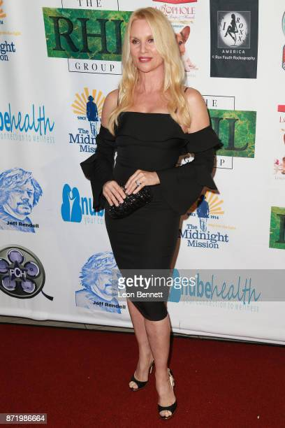 Actress Nicollette Sheridan attended the 11th Annual Hollywood FAME Awards at Hard Rock Cafe Hollywood CA on November 8 2017 in Hollywood California