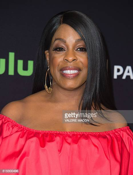 Actress Niece Nash attends the The 33rd annual PaleyFest Los Angeles hosted by The Paley Center for Media celebrating Scream Queens in Hollywood...