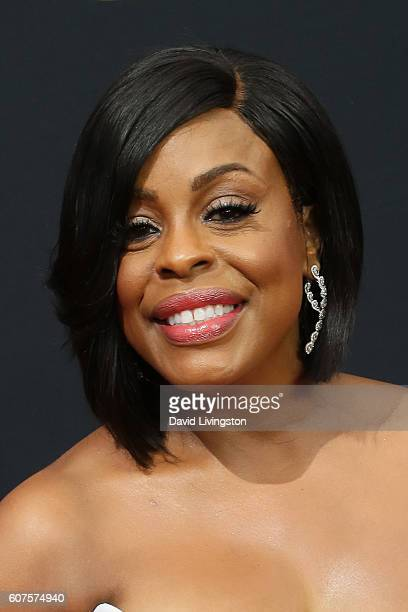 Actress Niecy Nash arrives at the 68th Annual Primetime Emmy Awards at the Microsoft Theater on September 18 2016 in Los Angeles California