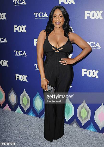 Actress Niecy Nash arrives at the FOX Summer TCA Press Tour on August 8 2016 in Los Angeles California