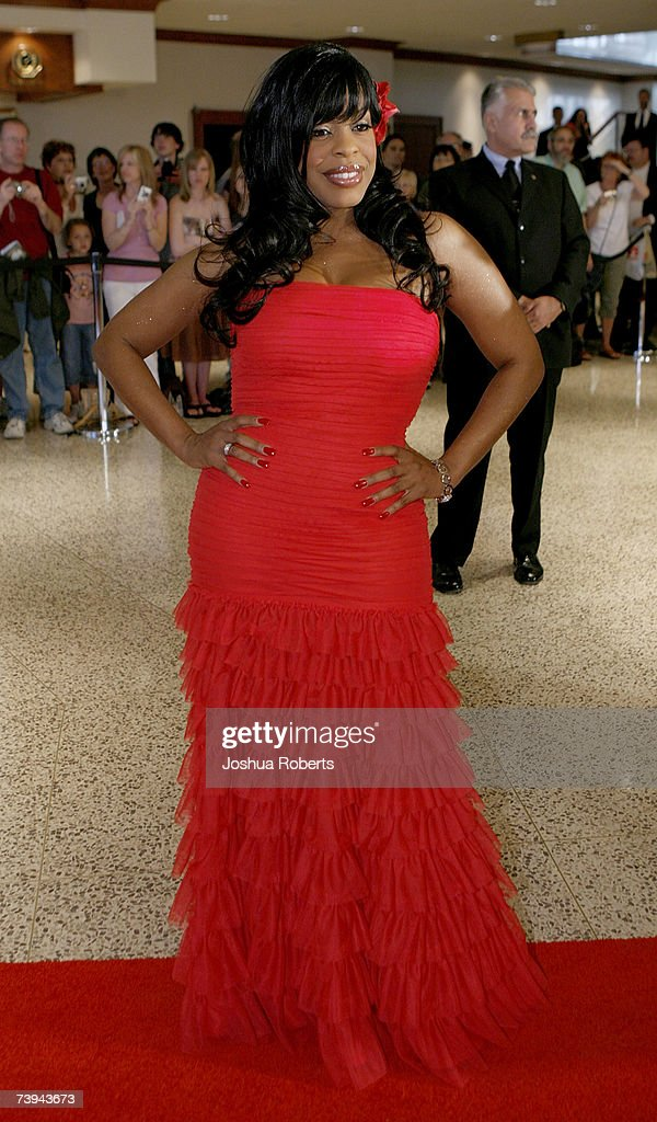 Actress Niecy Nash arrives at the White House Correspondents' Association Dinner in April 21, 2007 in Washington, DC.