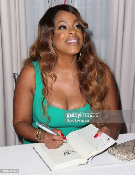 niecy nash naked stock photos and pictures getty images. Black Bedroom Furniture Sets. Home Design Ideas