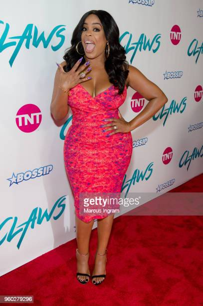 Actress Niecy Nash attends 'Claws' Season 2 Atlanta premiere at Regal Atlantic Station on May 19 2018 in Atlanta Georgia