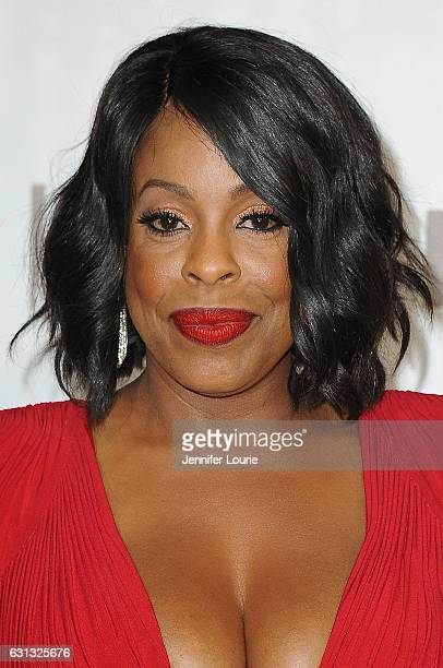 Actress Niecy Nash attends FOX and FX's 2017 Golden Globe Awards after party at The Beverly Hilton Hotel on January 8 2017 in Beverly Hills California