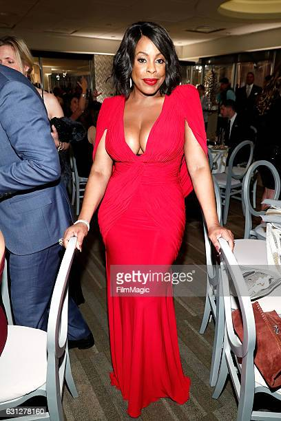 Actress Niecy Nash attends HBO's Official Golden Globe Awards After Party at Circa 55 Restaurant on January 8 2017 in Beverly Hills California