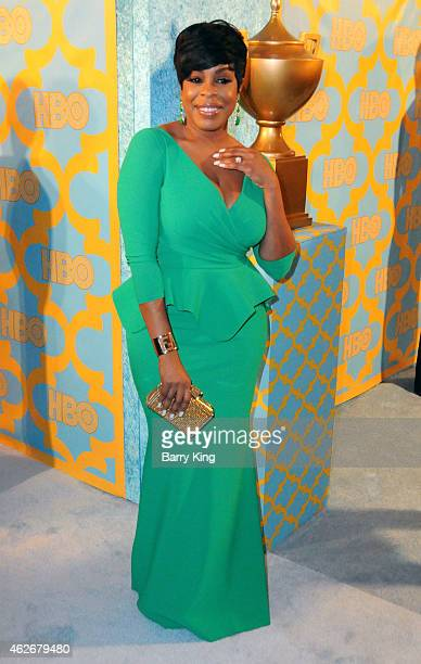 Actress Niecy Nash attends HBO's post Golden Globe Awards party at The Beverly Hilton Hotel on January 11 2015 in Beverly Hills California
