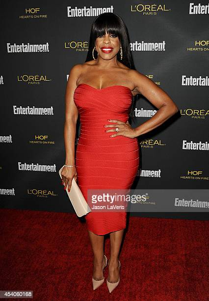Actress Niecy Nash attends the 2014 Entertainment Weekly preEmmy party at Fig Olive Melrose Place on August 23 2014 in West Hollywood California
