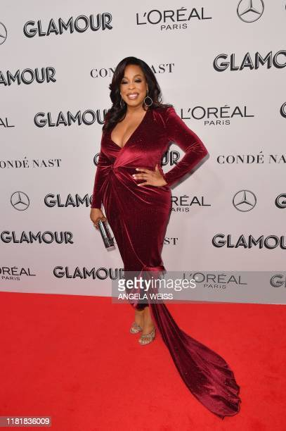 US actress Niecy Nash attends the 2019 Glamour Women Of The Year Awards at Alice Tully Hall Lincoln Center on November 11 2019 in New York City