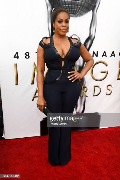 Actress Niecy Nash attends the 48th NAACP Image Awards at Pasadena Civic Auditorium on February 11 2017 in Pasadena California