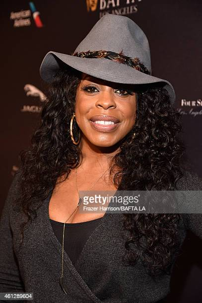 Actress Niecy Nash attends the BAFTA Los Angeles Tea Party at The Four Seasons Hotel Los Angeles At Beverly Hills on January 10, 2015 in Beverly...