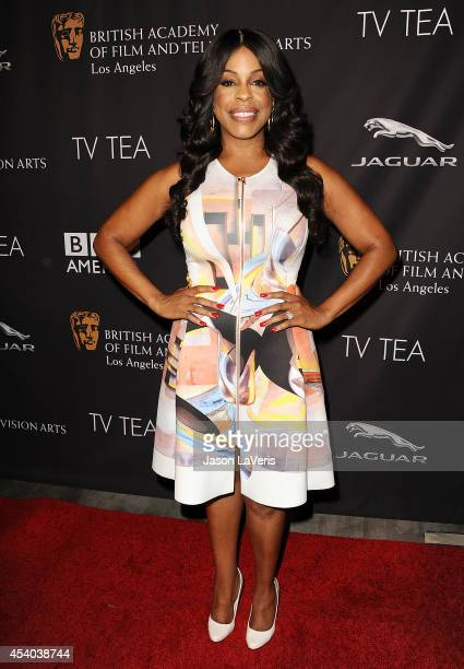 Actress Niecy Nash attends the BAFTA Los Angeles TV Tea Party at SLS Hotel on August 23 2014 in Beverly Hills California