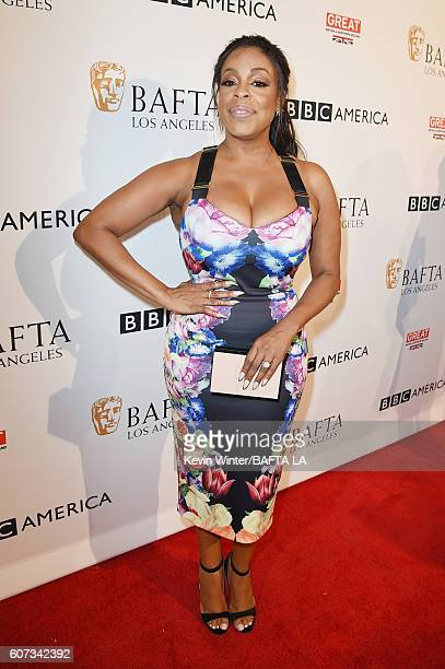 Actress Niecy Nash attends the BBC America BAFTA Los Angeles TV Tea Party 2016 at The London Hotel on September 17 2016 in West Hollywood California