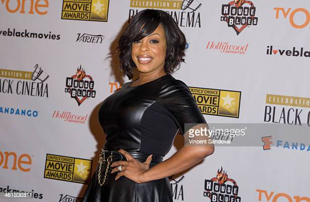Actress Niecy Nash attends the BFCA's Celebration of Black Cinema at The House of Blues Sunset Strip on January 7 2014 in West Hollywood California