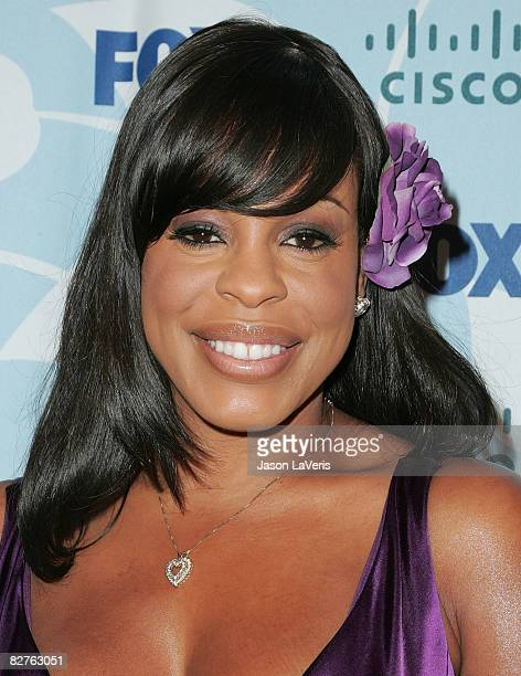 Actress Niecy Nash attends the Fox fall eco-casino party at The London on September 8, 2008 in West Hollywood, California.
