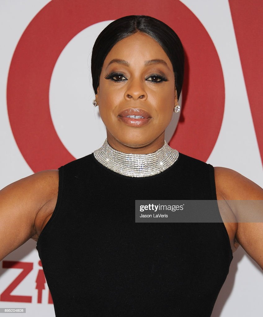 Actress Niecy Nash attends the premiere of 'Downsizing' at Regency Village Theatre on December 18, 2017 in Westwood, California.