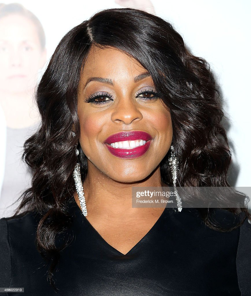 Actress Niecy Nash attends the Premiere of HBO's 'Getting On' Season 2 at the Avalon on October 28, 2014 in Hollywood, California.