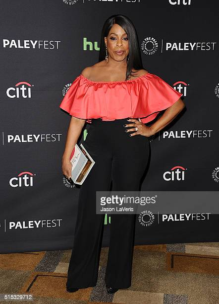 Actress Niecy Nash attends the 'Scream Queens' event at the 33rd annual PaleyFest at Dolby Theatre on March 12 2016 in Hollywood California