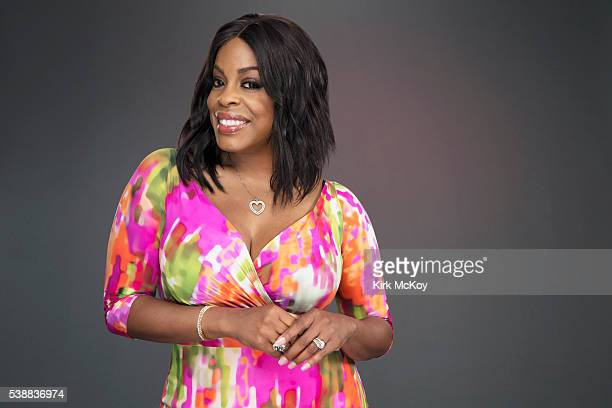 Actress Niecy Nash is photographed for Los Angeles Times on June 2 2016 in Los Angeles California PUBLISHED IMAGE CREDIT MUST READ Kirk McKoy/Los...