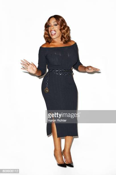 Actress Niecy Nash is photographed for New York Times on May 19 2017 in New York City