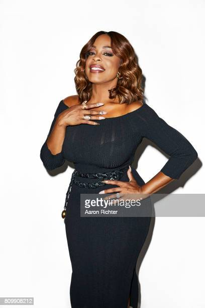 Actress Niecy Nash is photographed for New York Times on May 19 2017 in New York City PUBLISHED IMAGE