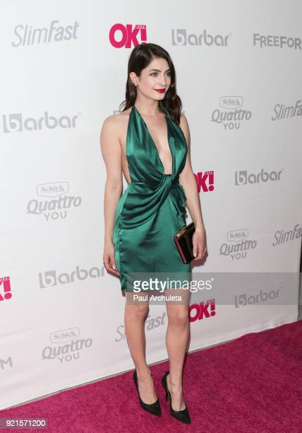 Actress Niki Koss attends OK Magazine's Summer kickoff party at The W Hollywood on May 17 2017 in Hollywood California