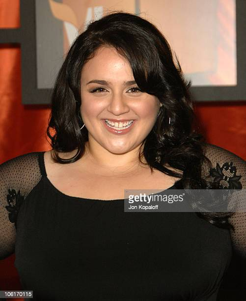 Actress Nikki Blonsky arrives at the 13th ANNUAL CRITICS' CHOICE AWARDS at the Santa Monica Civic Auditorium on January 7 2008 in Santa Monica...