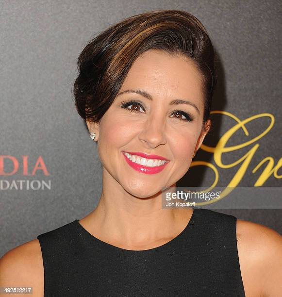 Actress Nikki Boyer arrives at the 39th Annual Gracie Awards at The Beverly Hilton Hotel on May 20 2014 in Beverly Hills California