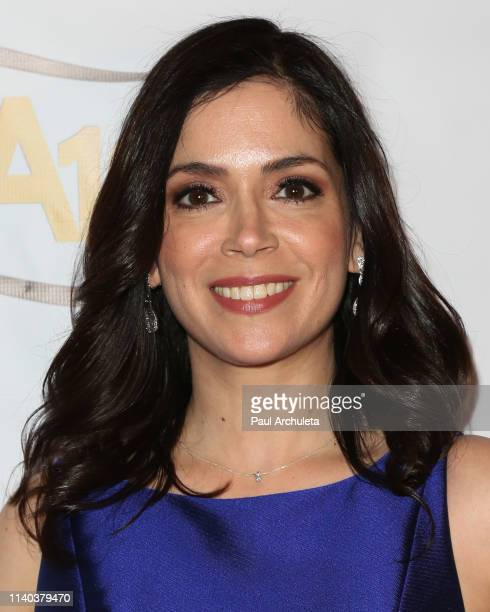Actress Nikki Coble attends the 10th Annual Indie Series Awards at The Colony Theater on April 03 2019 in Burbank California