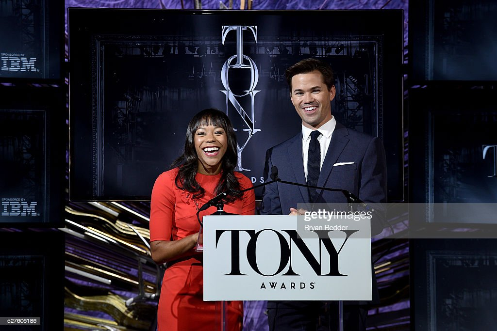 NY: 2016 Tony Awards Nominations Announcement
