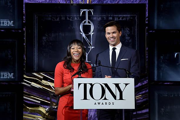 NY: 2016 Tony Awards Nominations Announcement