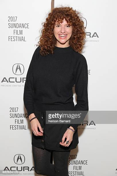 Actress Nikki McCauley attends The Last Word Party at the Acura Studio at Sundance Film Festival 2017 on January 24 2017 in Park City Utah