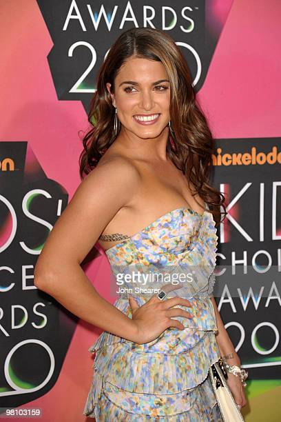Actress Nikki Reed arrives at Nickelodeon's 23rd annual Kid's Choice Awards at Pauley Pavilion on March 27, 2010 in Los Angeles, California.