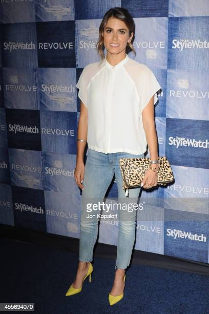 Actress Nikki Reed arrives at the People StyleWatch 4th Annual Denim Awards Issue at The Line on September 18, 2014 in Los Angeles, California.