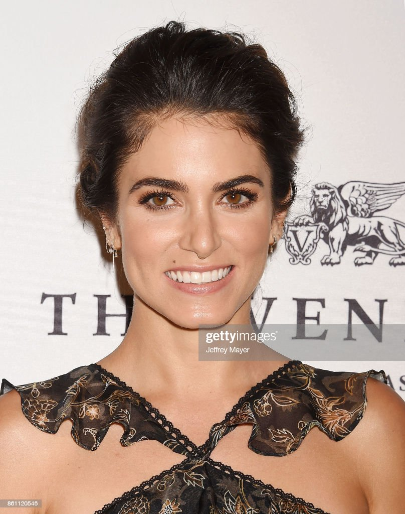 Actress Nikki Reed arrives at the Variety's Power Of Women: Los Angeles at the Beverly Wilshire Four Seasons Hotel on October 13, 2017 in Beverly Hills, California.
