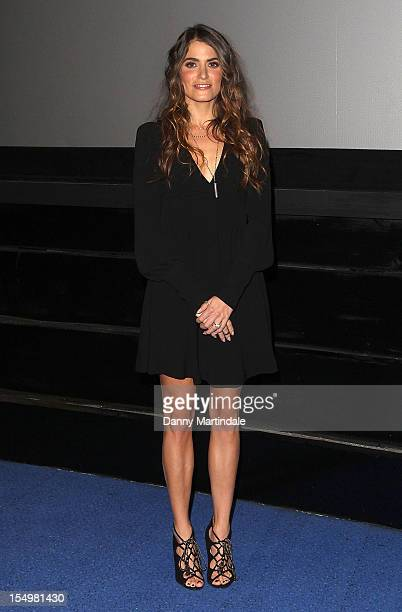 Actress Nikki Reed attends a photocall for The Twilight Saga Breaking Dawn Part 2 at Vue West End on October 29 2012 in London England
