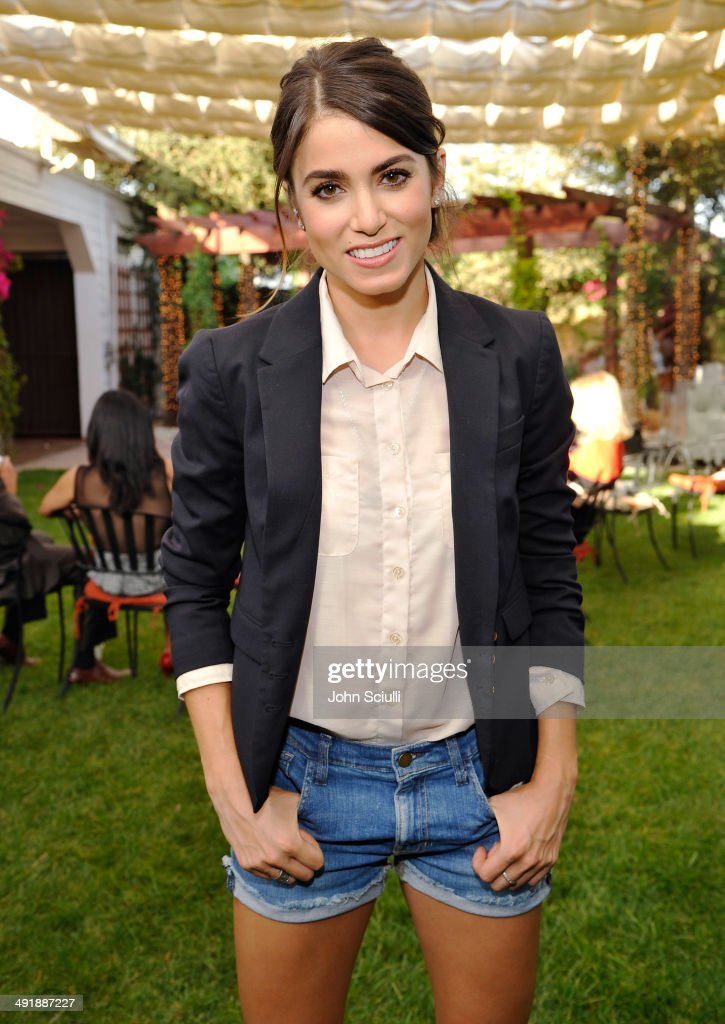 Actress Nikki Reed attends Compton Jr. Posse 7th annual fundraiser gala at The Los Angeles Equestrian Center on May 17, 2014 in Burbank, California.