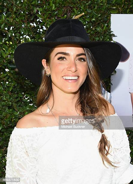 Actress Nikki Reed attends People StyleWatch REVOLVE Fashion and Festival Event at Avalon Palm Springs on April 11 2015 in Palm Springs California