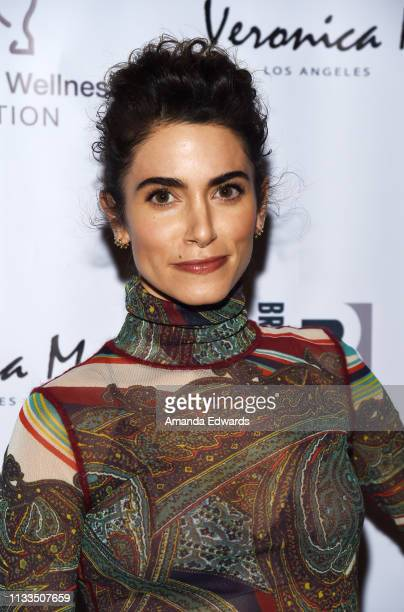 Actress Nikki Reed attends The Animal Hope Wellness Foundation's 2nd Annual Compassion Gala at Playa Studios on March 03 2019 in Culver City...