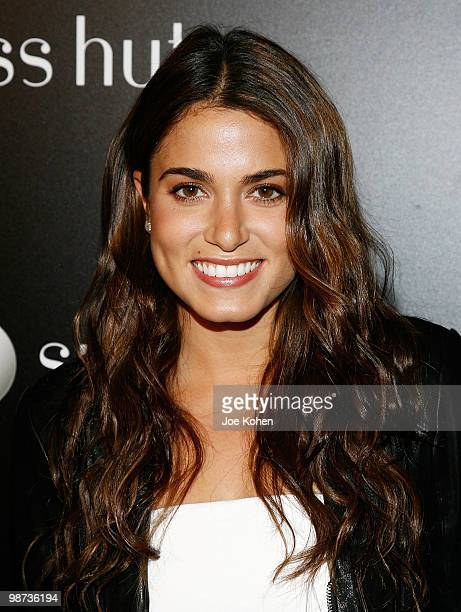 Actress Nikki Reed attends the Flagship Opening celebration on New York's Famed Fifth Avenue at Sunglass Hut on April 28 2010 in New York City